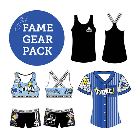 Fame Gear Pack 2020 (Girls)