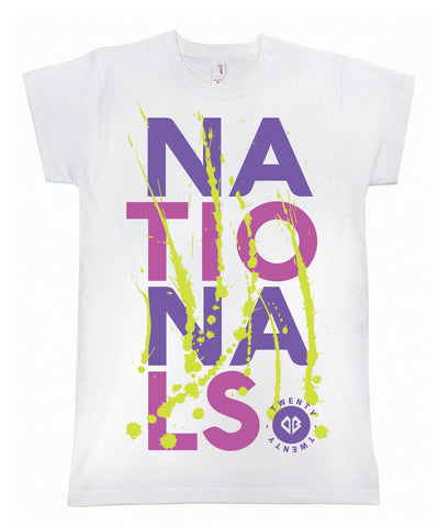 DANCE - Nationals Tee
