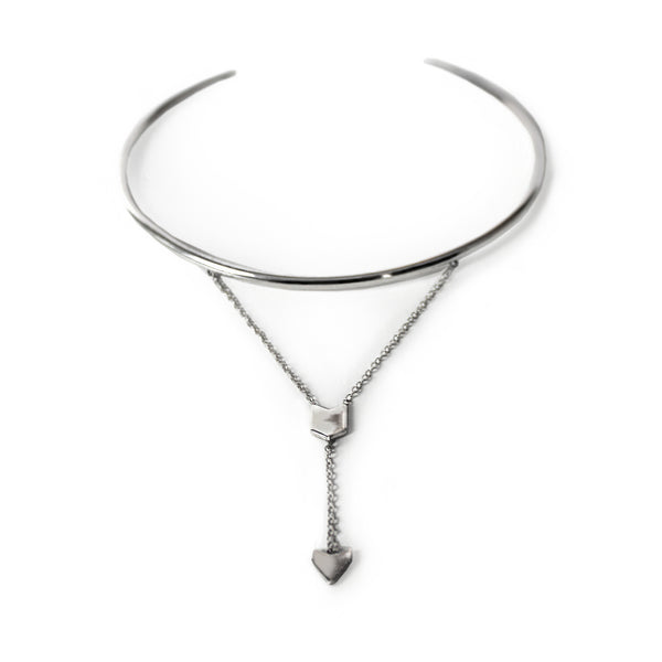 Arrow Drop Choker