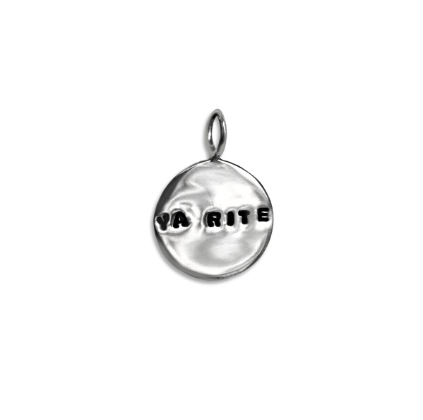 Large Disc Charm