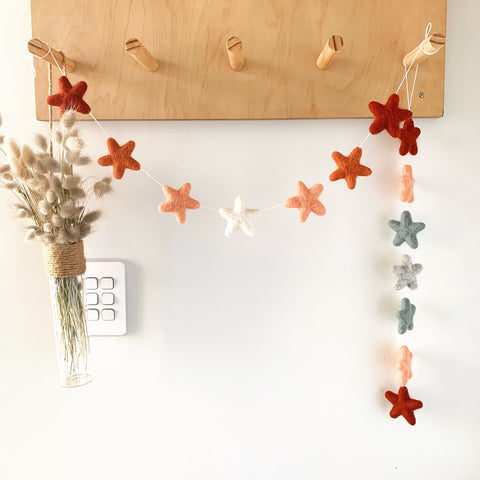 Custom Star Garland