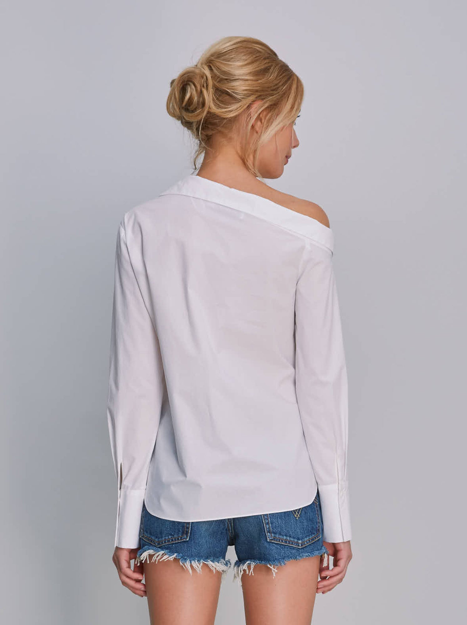Grayson Top back view