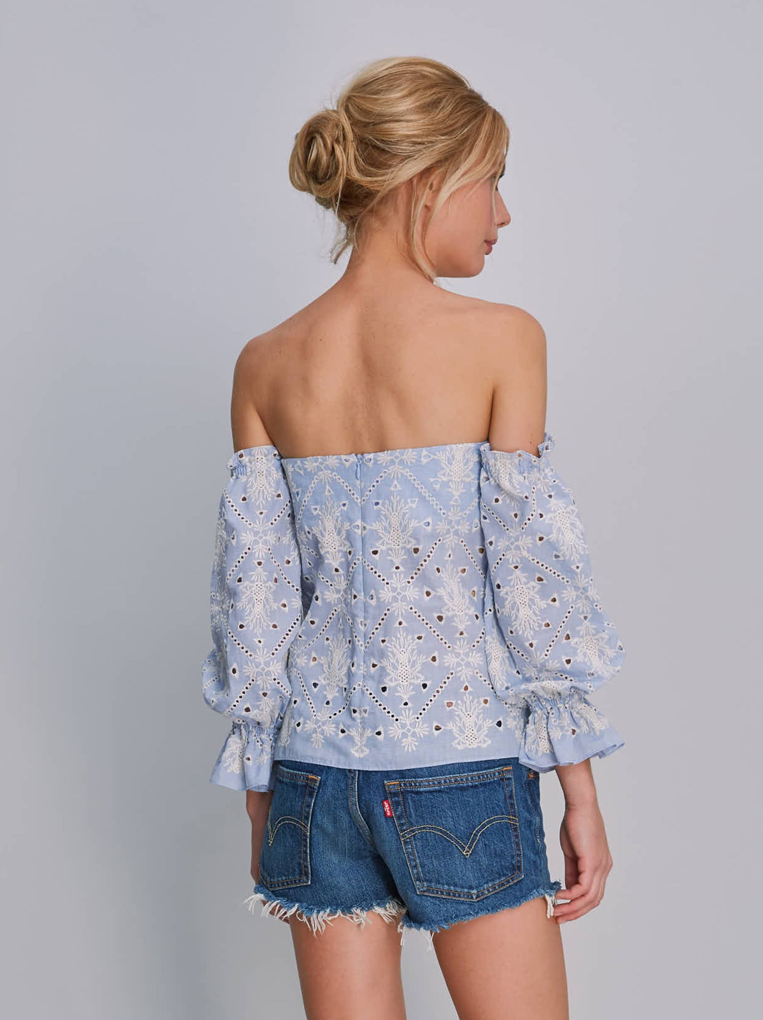 Larissa Top back view