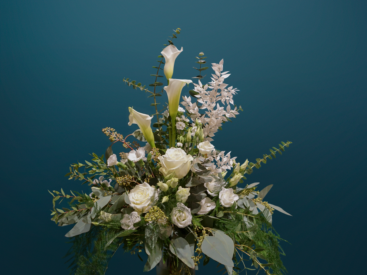 Bouquet of different flowers / 23 /