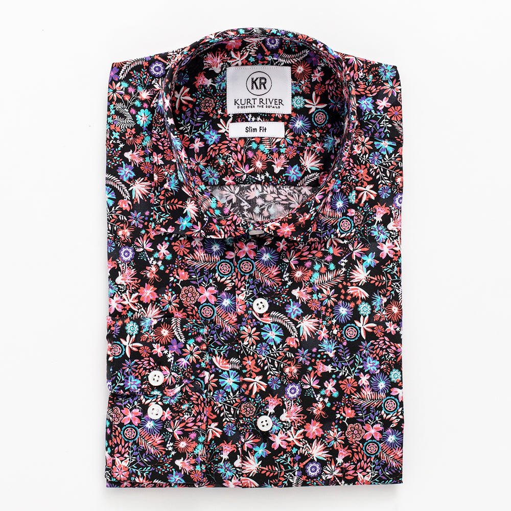 Hell's Slim Fit Shirt