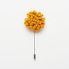 Earth Yellow Dandelion Pin