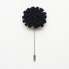 Oxford Blue Dandelion Pin