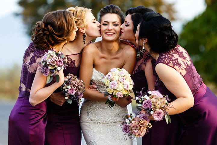 6 Rules For The Best Bridesmaid Dresses For Beach Weddings