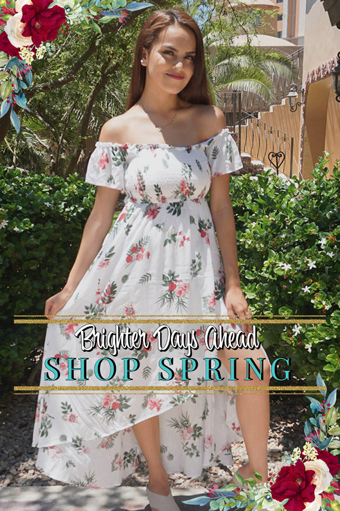 Brighter Days Ahead Shop Spring Boutique Arrivals At Ledyz Fashions Boutique