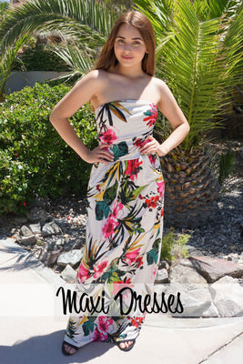 Maxi Dresses From Ledyz Fashions Boutique