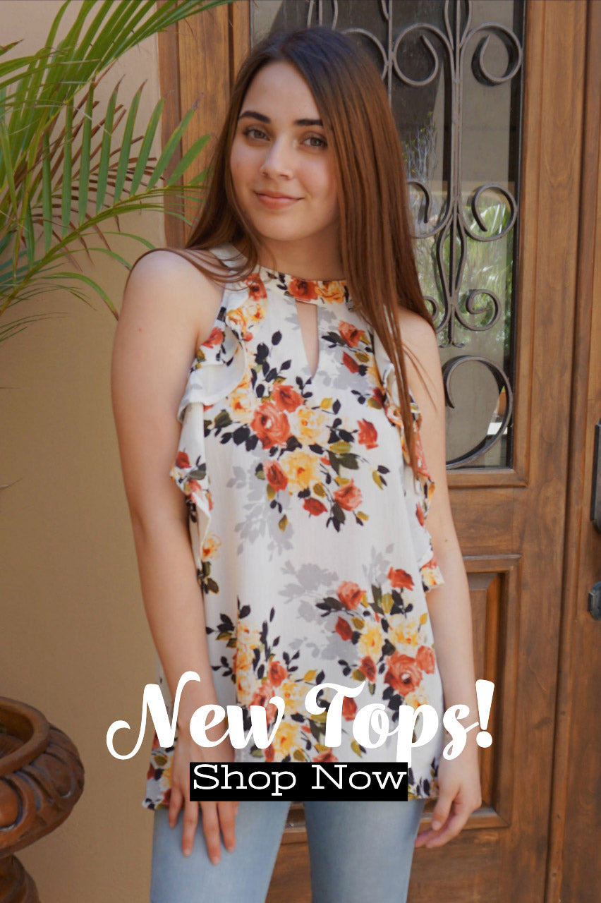 New Tops At Ledyz Fashions Boutique