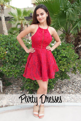 Party Dresses For Women - Trendy Boutique Party Dresses