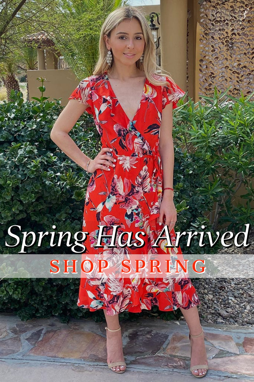 Spring Has Arrived At Ledyz Fashions Boutique