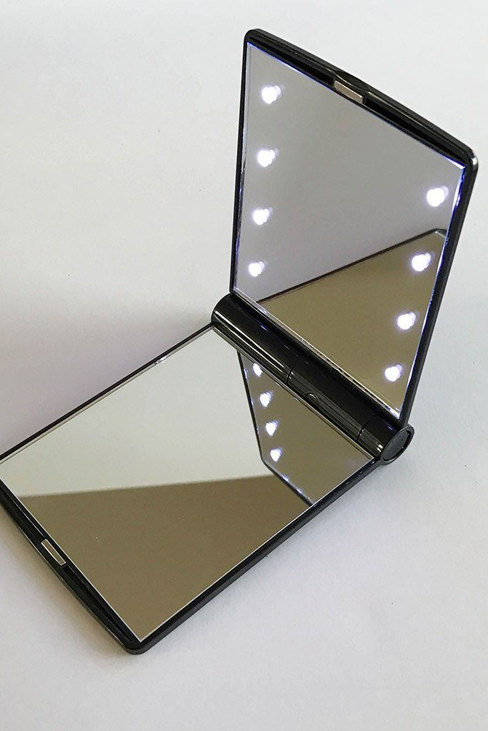 Black Flo Celebrity Led Makeup Mirror 3