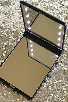 Black Flo Celebrity Led Makeup Mirror 1