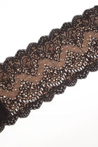 GlitzyGoGarter In Black 4