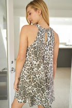 Hear Me Roar Cheetah Print Dress 2