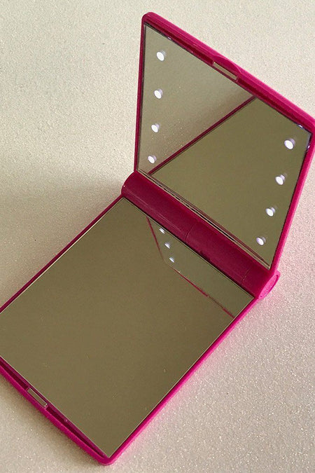 Pink Flo Celebrity Led Makeup Mirror 1
