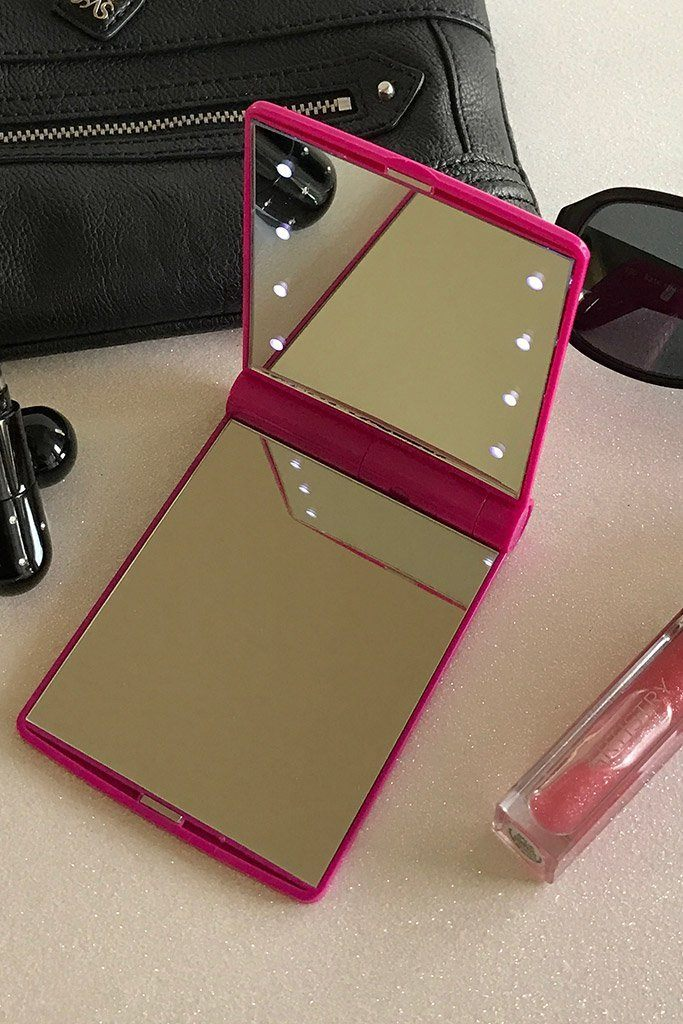 Pink Flo Celebrity Led Makeup Mirror 3
