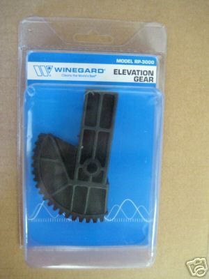 Winegard elevation gear