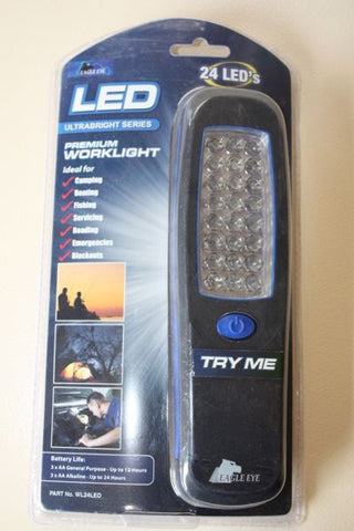 LED Premium Work Light 24LED