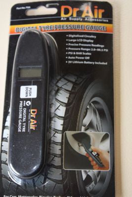 Digital Tyre Pressure Gauge