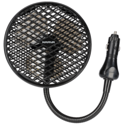 Fan12v with Cigarette Lighter PlugPlug