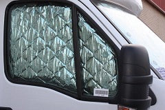 Solarscreen Rear Window for Motorhomes
