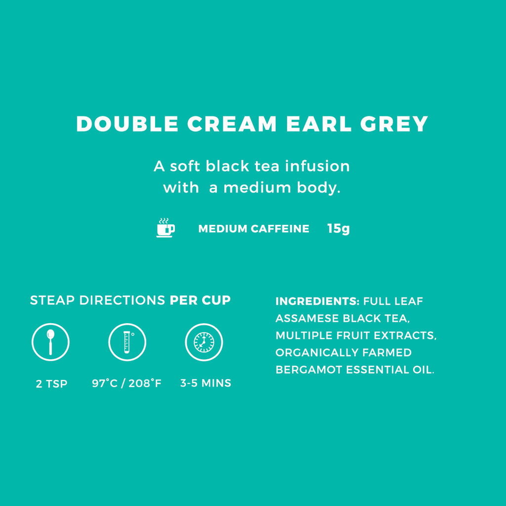 Double Cream Earl Grey