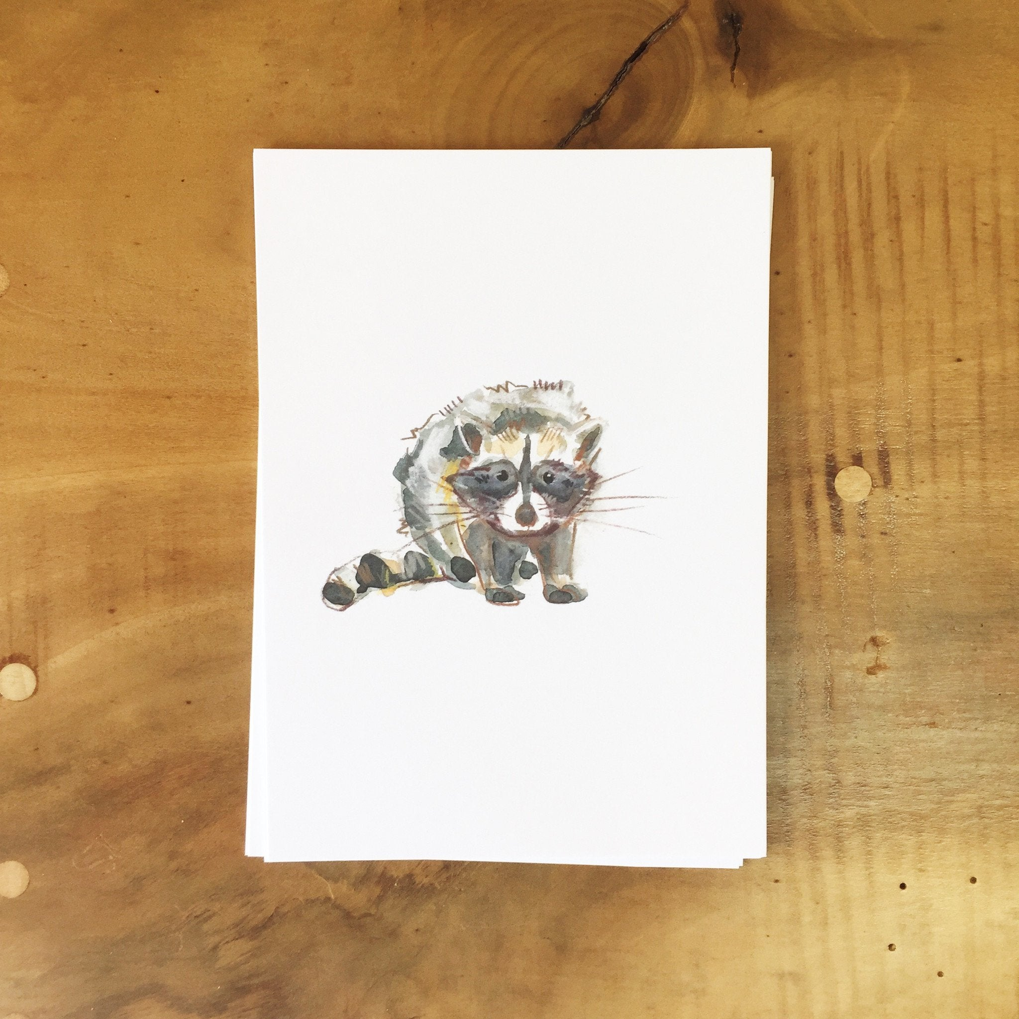 Woodland Creature Mini Print Collection