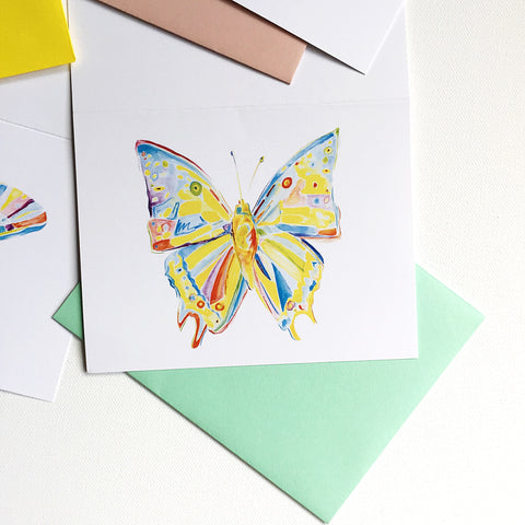 New Creation Note Cards || No.4