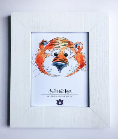Auburn Aubie the Tiger