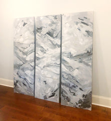 Abstract Landscape Panels