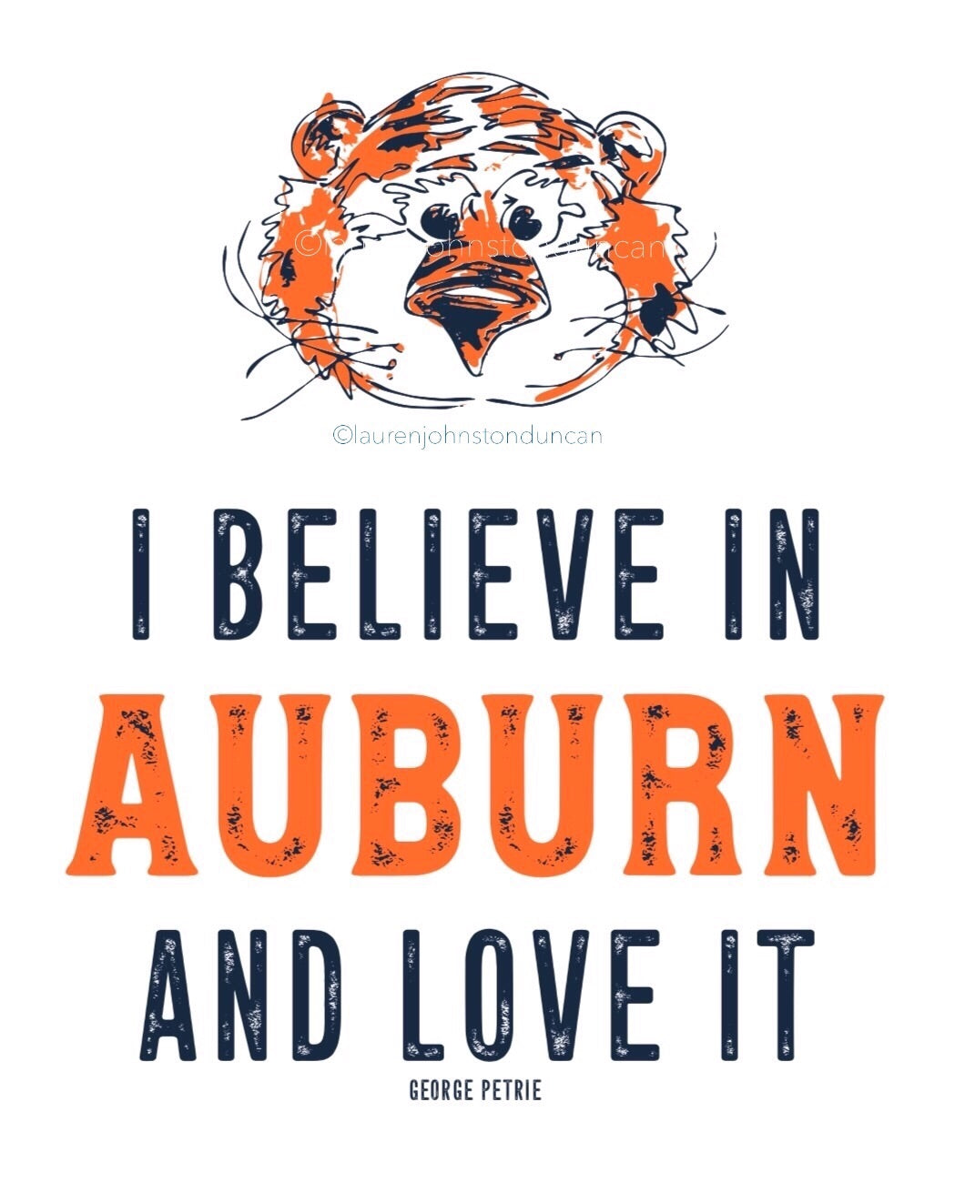 Aubie Creed