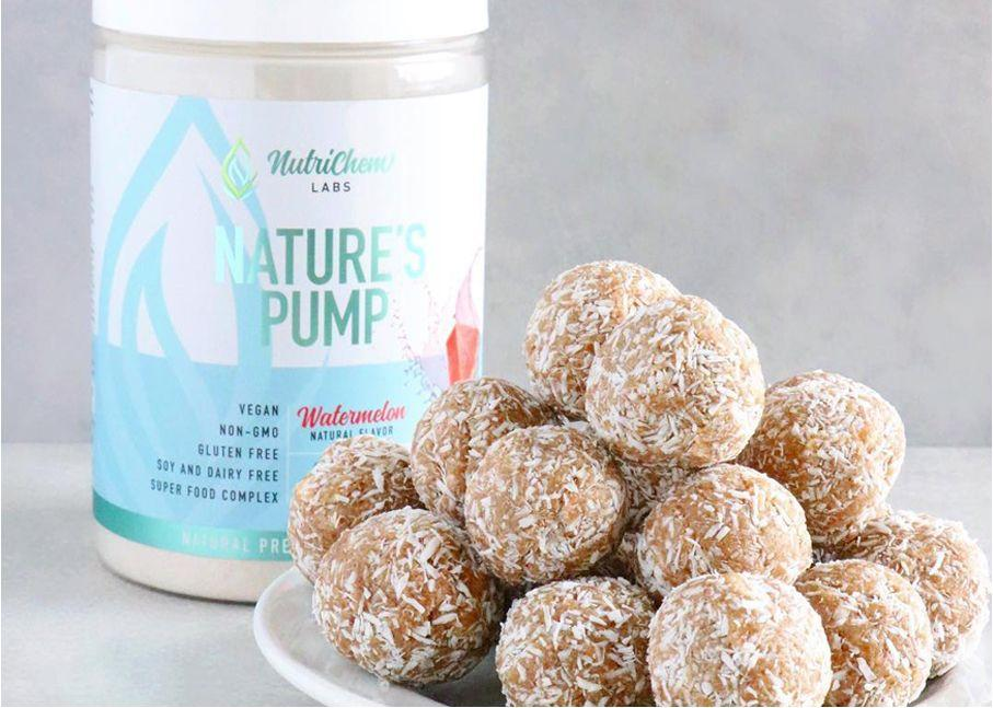 Vegan Nature <br>Pump Recipe