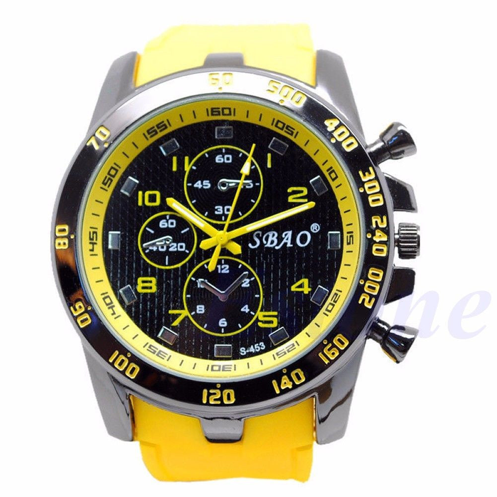 Men´s Multi-Color sport Watch