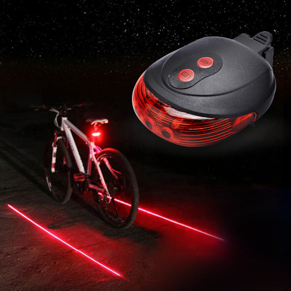 Laser Waterproof Lamp For Bikes
