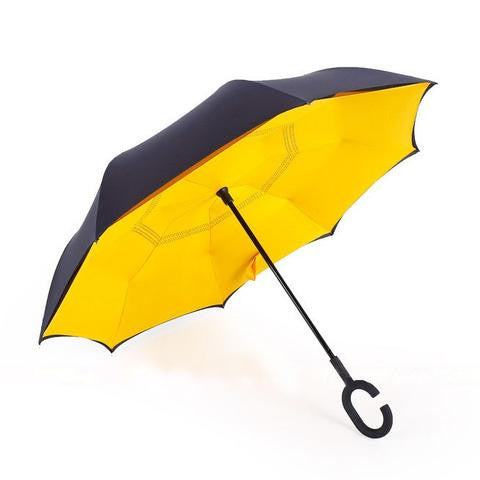 SUPER SMART REVERSIBLE UMBRELLA