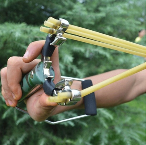 High Velocity Hunting Sling Shot