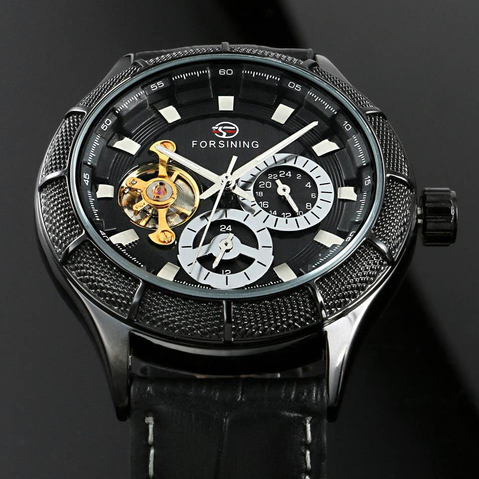 Turbine Tourbillon Automatic L2727