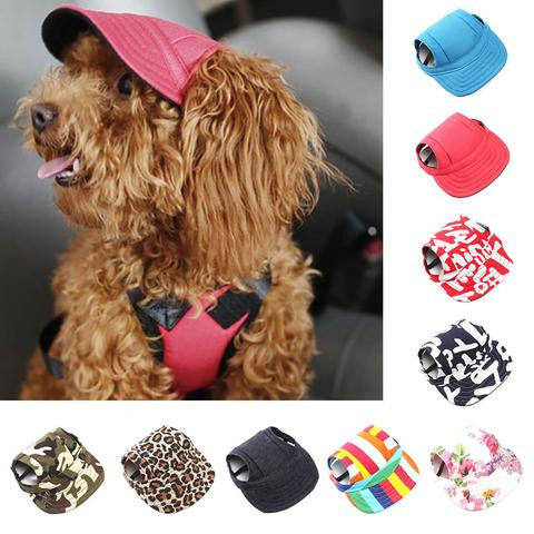 Machico Summer Dog Hat