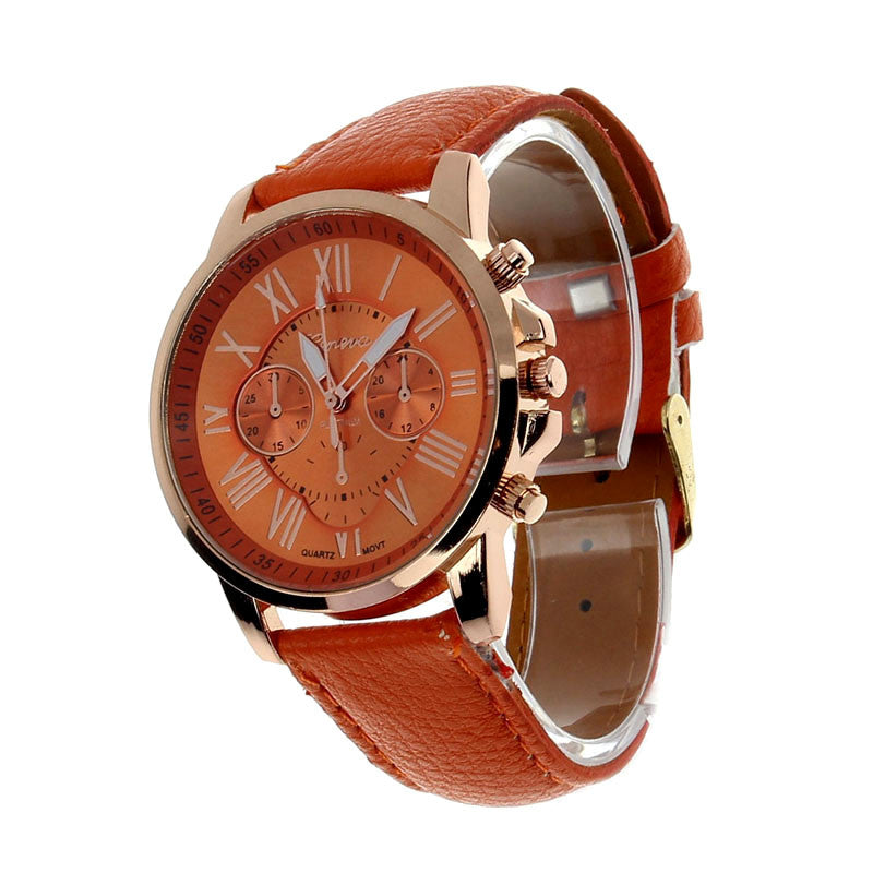 Beautiful Roman Numeral Ladies Watch