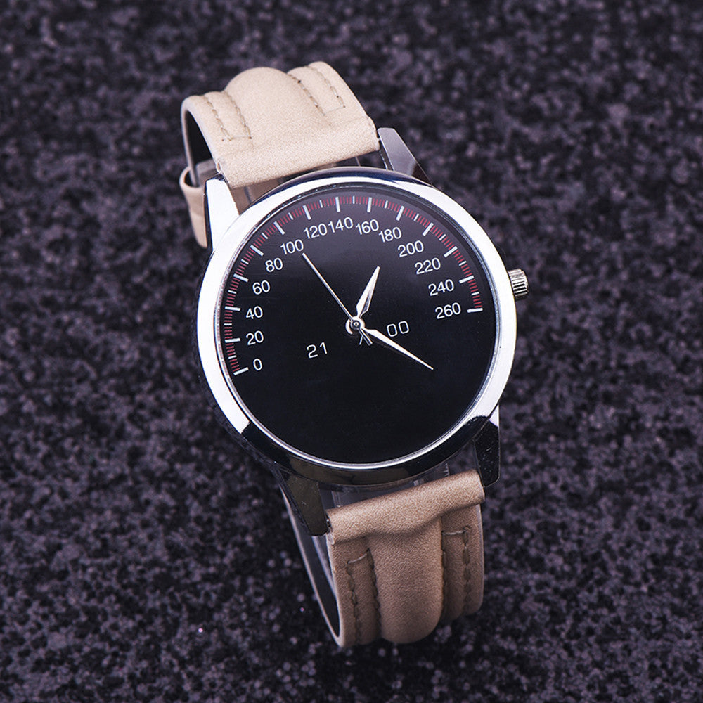 Casual Pilot 347 Racer Sports Watch