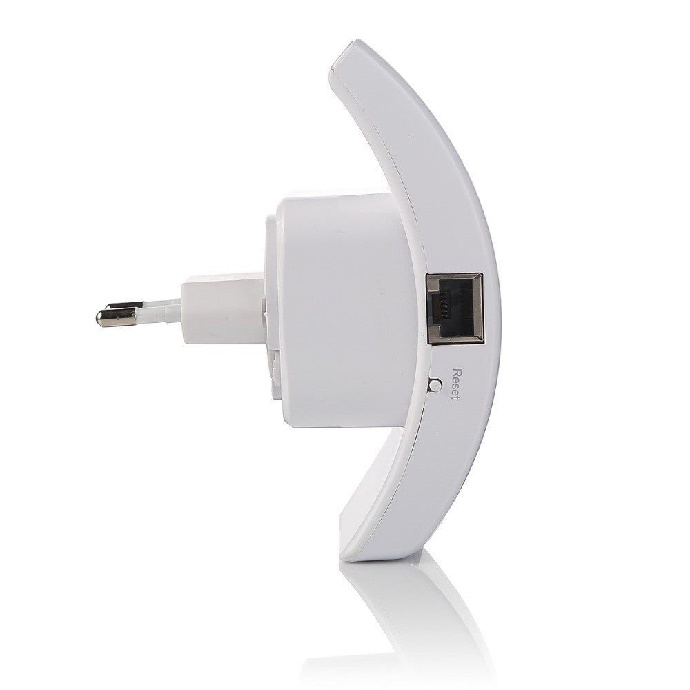 WiFi Genius w/ US and EU Plug - Instantly Double Your WiFi Range