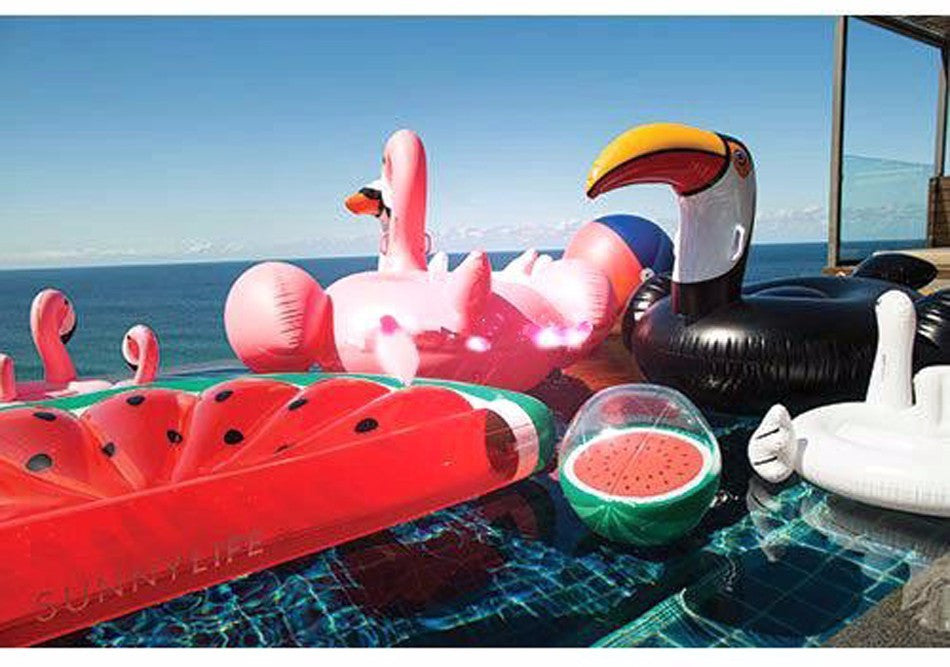 Giant Toucan Inflatable Pool Float