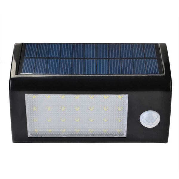 SUPER POWERED Solar Outdoor Motion Sensor LED Light (NO WIRING NEEDED, EASY INSTALLATION)