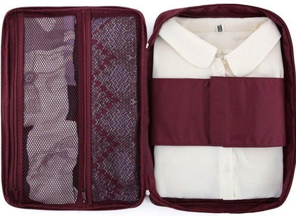 Travel Shirt Organizer