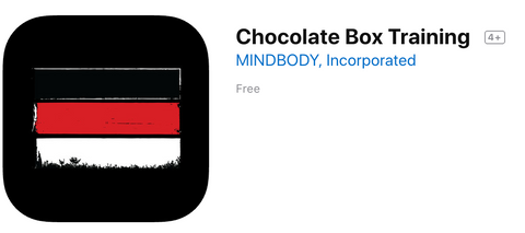 Chocolate Box Training App
