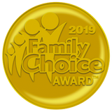 Oxyfresh Unscented Pet Deodorizer won the Family Choice Award in 2019 for being safe, effective, and fragrance free
