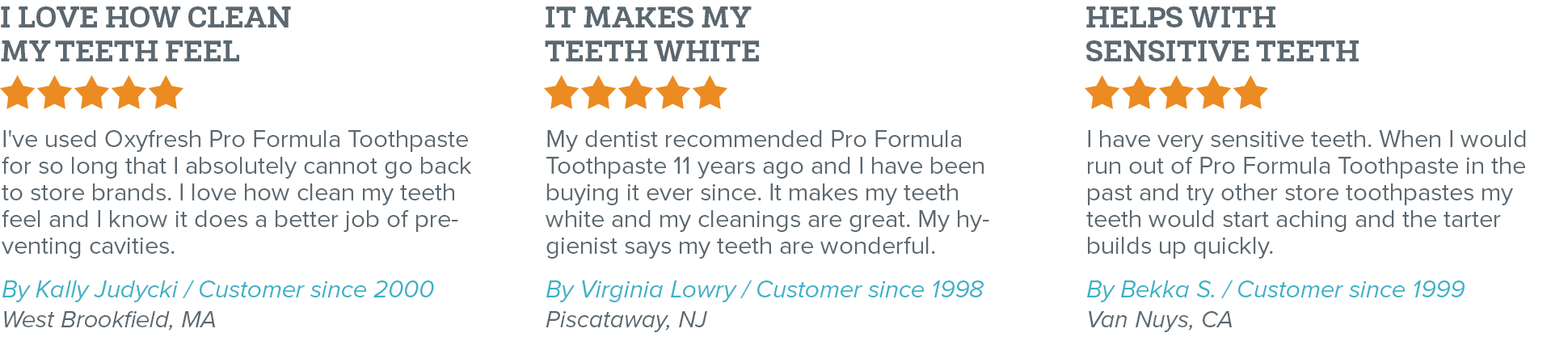 Oxyfresh - Eliminate Bad Breath with Pro Formula Cosmetic Prophy Safe Toothpaste Reviews